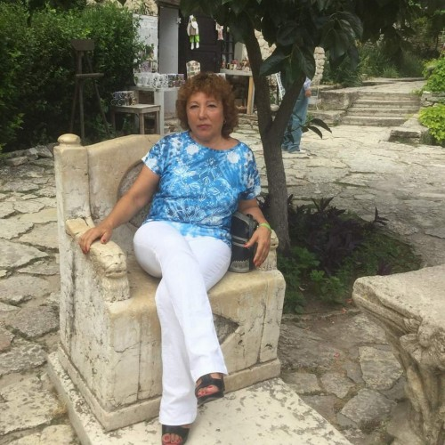 Cupidon.ro - Poza lui nina61, Femeie 59 ani. Matrimoniale Bucuresti Romania