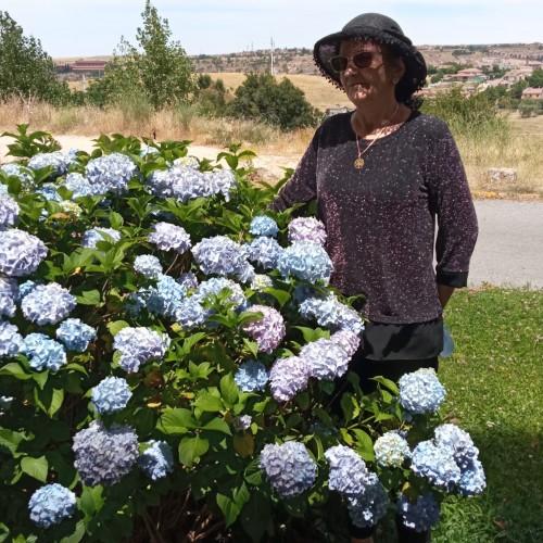 Foto di Margarita, Donna 66 anni, da Madrid Spain