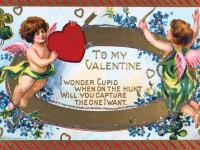 Ziua indragostitilor. Valentine's day - Cupidon
