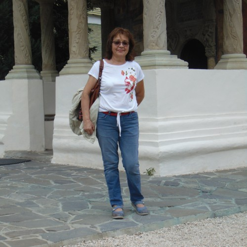 Picture of tessa01, Woman 55 years old, from Bucharest Romania