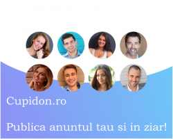 Cupidon publica anunturi matrimoniale in ziar