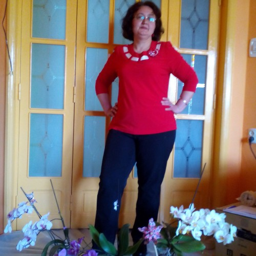 Photo de ANAEDNUT, Femme 52 ans, de Brasov Roumanie