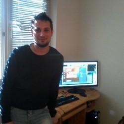 Photo de Denes21, Homme 37 ans, de Timisoara Roumanie